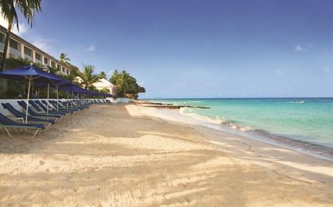 A Beachside Escape in Barbados