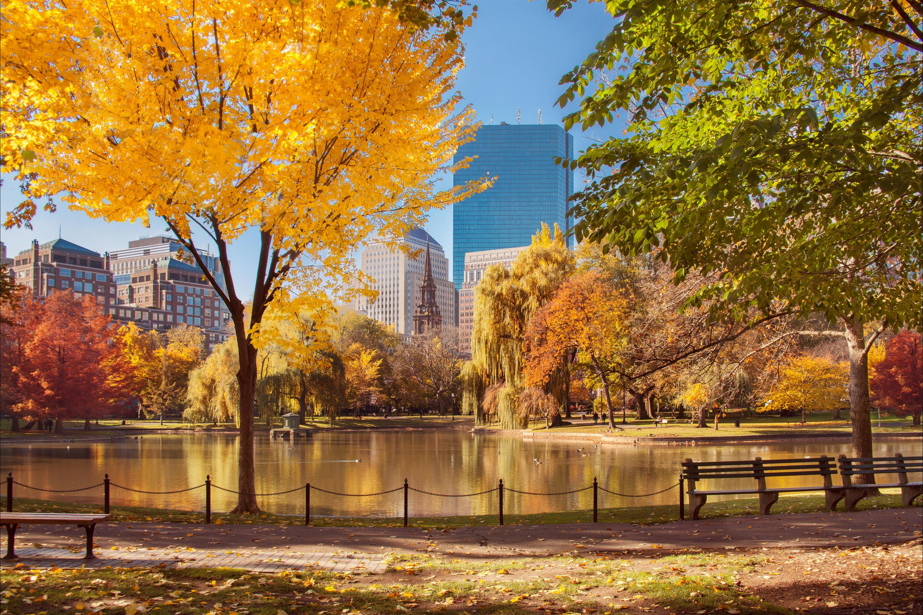 Top 10 Reasons You Should Have Boston on Your Bucket List: Fairmont ...