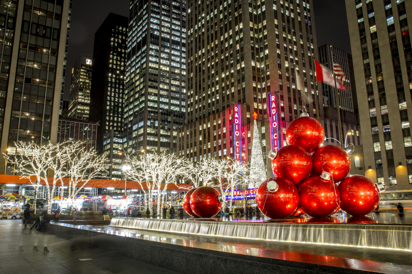 A Holiday Tour of Manhattan: Fairmont Moments