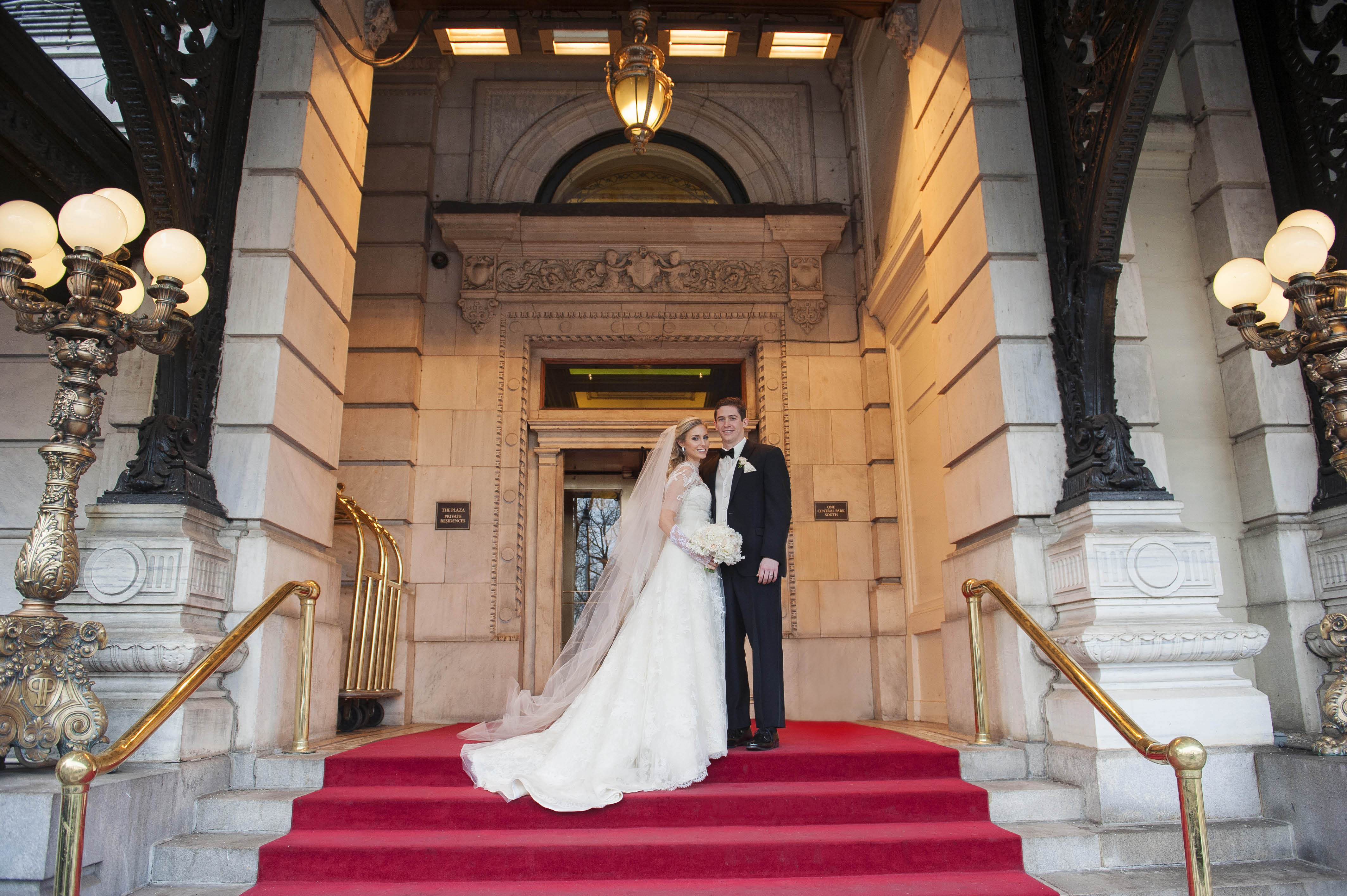 A Fairmont Wedding At The Plaza Hotel Fairmont Moments