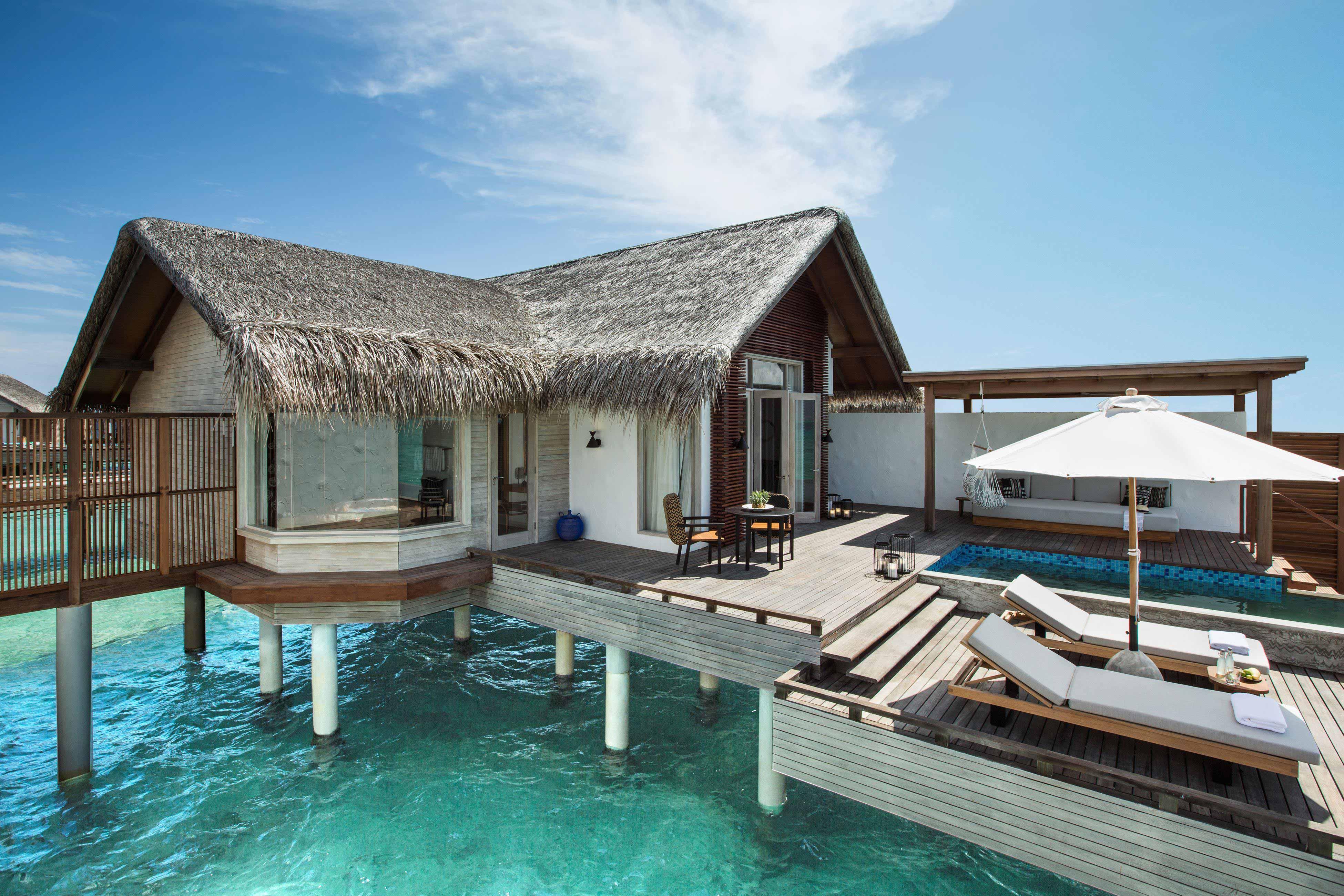 Dive into the Maldives