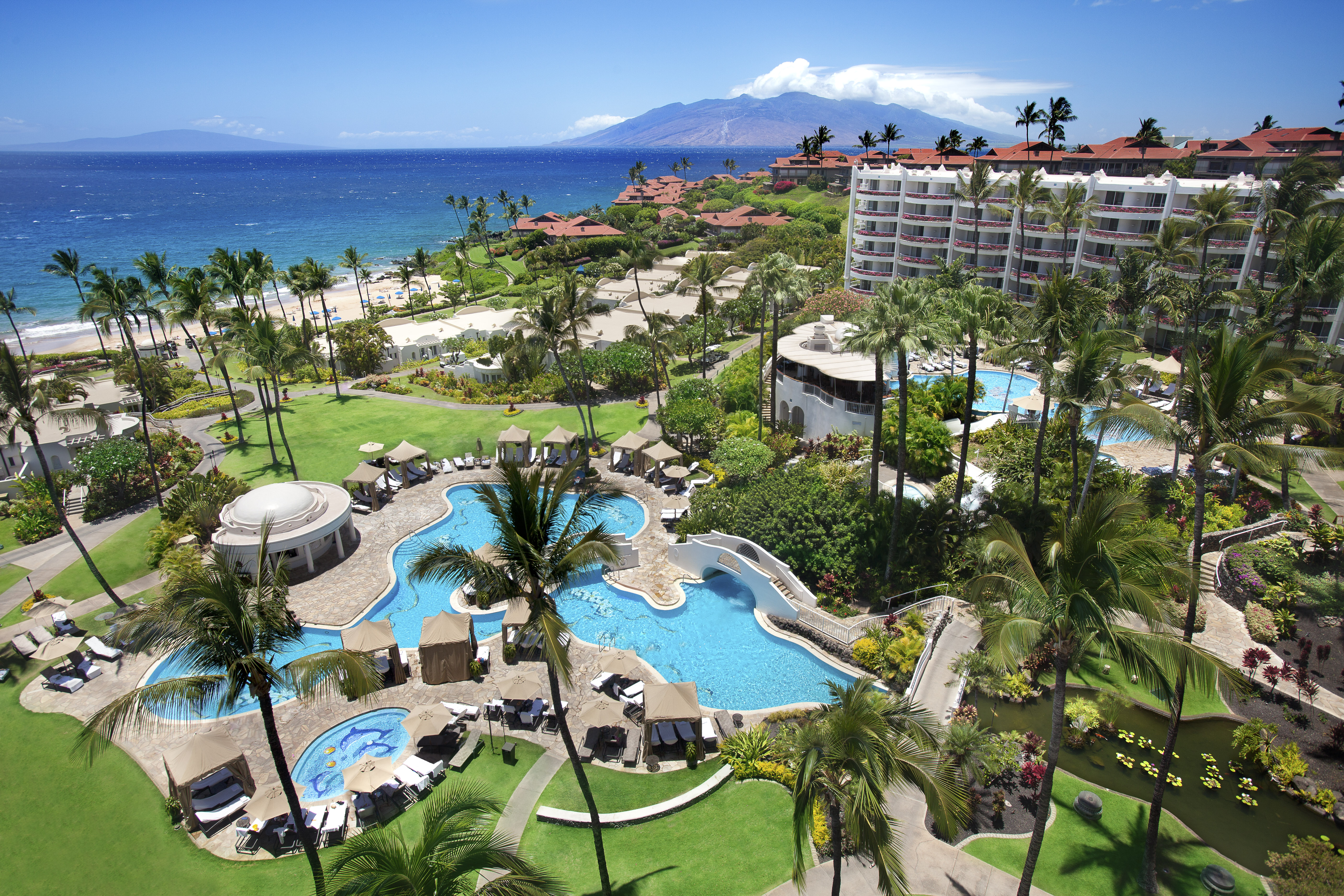 Fairmont Hotel Spa Maui