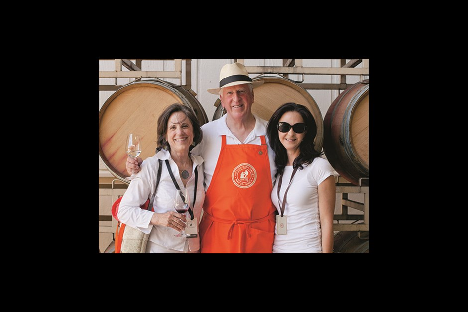 It Takes a Valley: Auction Napa Valley